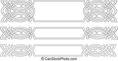 celta, ornamento
