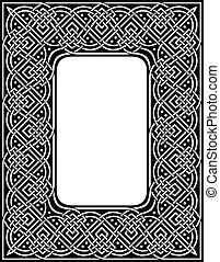celtic border