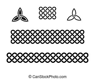 Celtic knots elements