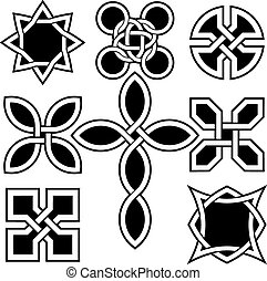 Celtic Knots in Vector Format