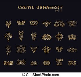 Celtic Ornament Collection set