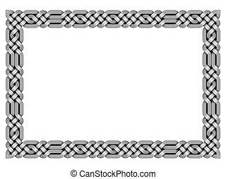 Celtic Ornament Frame