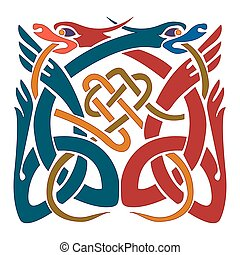 Celtic ornament - Illustration designs