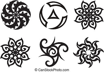 celtic sun 2 - Symbolic Celtic Sun - Tattoo Tribal...