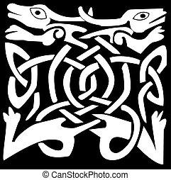 celtico, animale