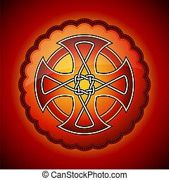 celtico, emblema