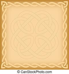 celtico, fondo