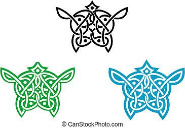 celtico, ornamento