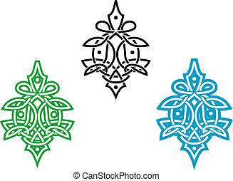 celtique, ornement