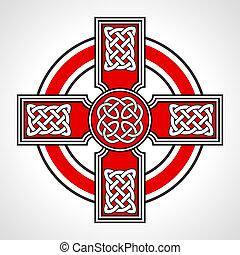celtycki krzyż