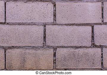 cement block wall texture