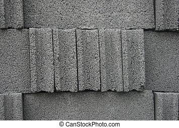 Cement bricks for background