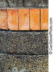 Cement floor background texture