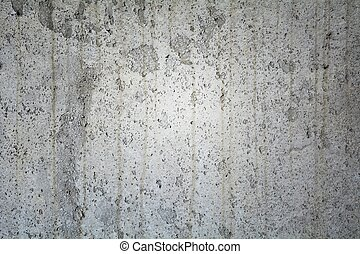 Cement foundation wall texture