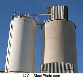 cement, industrie