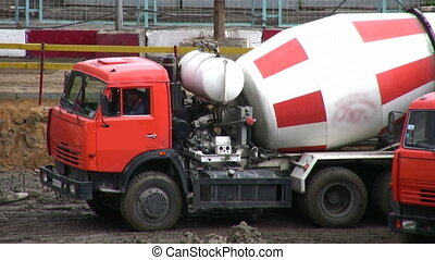 cement-mixer - Cement-mixer