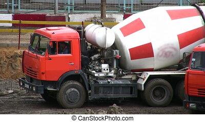 cement-mixer - Cement-mixer