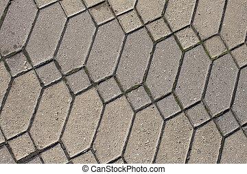 Cement Pattern