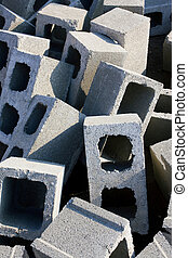 cement, téglák