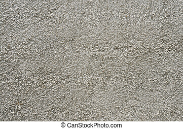 Cement wall closeup