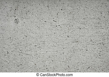 Closeup of a cement wall.