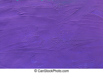 Cement wall colored with Purple paint background. Texture