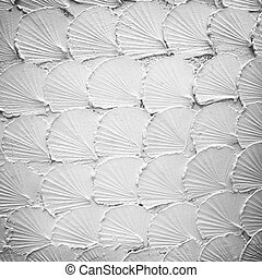 Cement wall pattern background