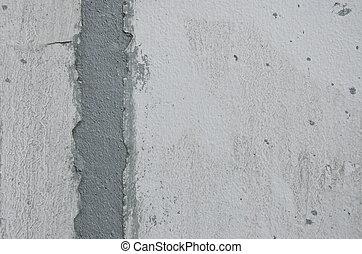 Cement Wall Repair