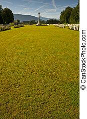 cementerio militar