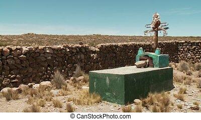 Cementery, Southamerica, Peru