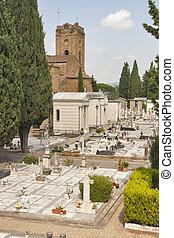 cemetery delle Porte Sante in Florence