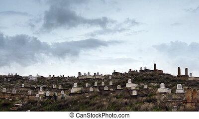 cemetery heaven graveyard timelapse