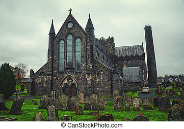 Cathedral Church of St Canices in Kilkenny