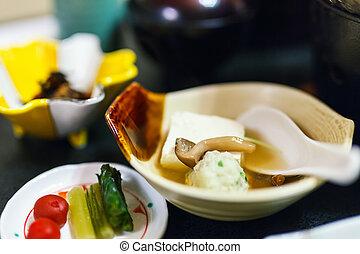 cena, giapponese