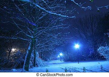 cena inverno