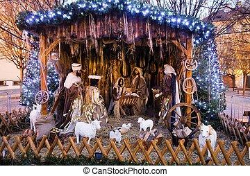 cena natal