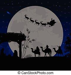 cena natividade christmas