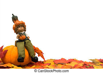 cena, outono
