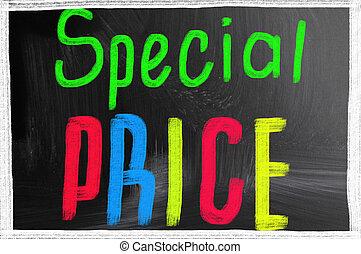 cena, pojęcie, szczególny