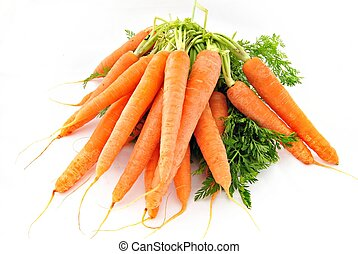 cenouras, grupo