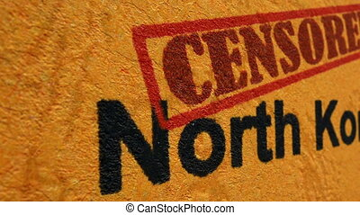 Censored North Korea