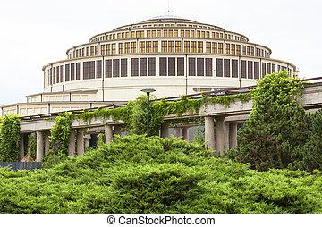 Centennial Hall , Szczytnicki Park, Wroclaw, Poland