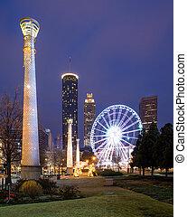 Centennial Olympic Park in Atlanta