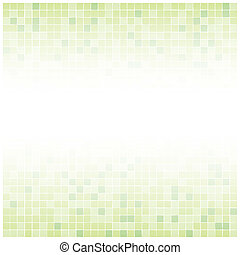 Center faded green background - Background of little...
