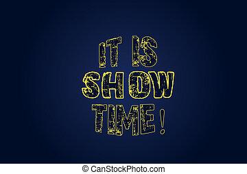 center., time., conceito, palavra, negócio, mostrar, cor,...