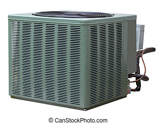 Central Air Conditioner - Residential high efficiency ...