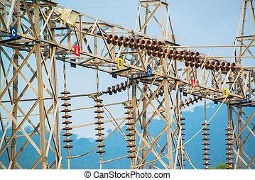 central elétrica