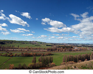Central Hawke's Bay Moonscape - Central Hawke's Bay Lanscape...