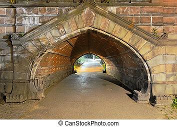 Central Park Arch