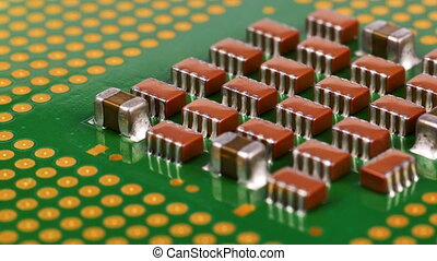 Central Processing Unit, Extra Close Up